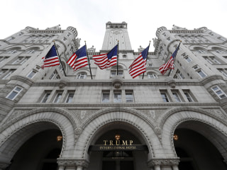 Trump to Hold First Re-Election Fundraiser At His DC Hotel