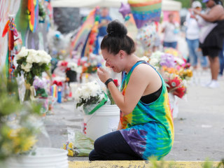 Mourners Mark First Anniversary of Pulse Nightclub Mass Shooting