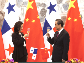 Panama Ends Diplomatic Ties With Taiwan, Teams Up With China