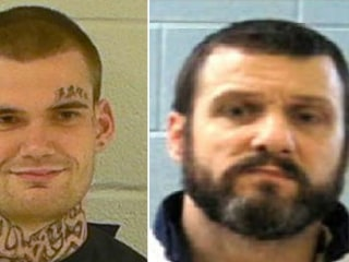 Escaped Georgia Inmates Captured After Foot Chase in Tennessee