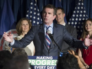 Democrats Go 'All-In' for Virginia Governor's Race