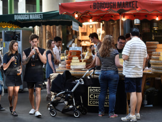 London Bridge Attack: Borough Market Reopens to Shoppers