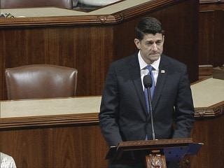 Paul Ryan: 'An Attack on One of Us is An Attack On All of Us'