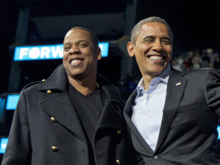 Obama Honors Jay Z at Songwriters Hall of Fame