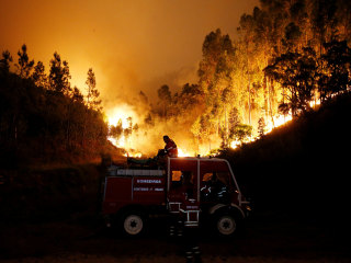 Portugal Forest Fires: 57 Dead, PM Calls Disaster a 'Tragedy'