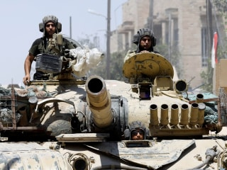 Iraqi Forces Storm ISIS-Held Old City of Mosul