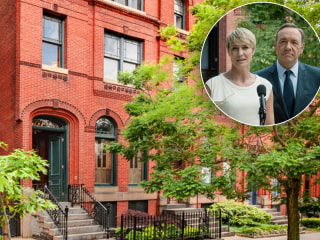 Frank and Claire Underwood's home from 'House is Cards' is for sale