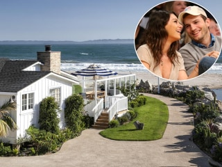 Mila Kunis and Ashton Kutcher just bought a $10 million beach house