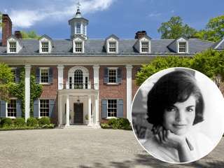 Jackie Kennedy's childhood home is for sale
