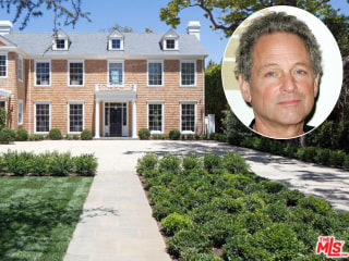 Fleetwood Mac's Lindsey Buckingham lists Brentwood estate for $22.5 million