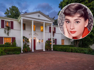 Audrey Hepburn's Los Angeles home is for sale — see inside!