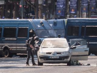 Paris Police Targeted Again in Suspected Terror Attack