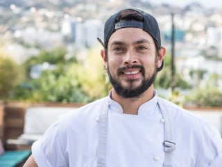 Chef Louis Tikaram Is Bringing 'Modern Asian' Cuisine to the U.S.