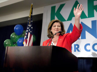Republican Karen Handel Defeats Democrat Jon Ossoff in Georgia Special Election