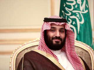 Mohammed Bin Salman, Saudi Arabian Prince, Pushes Rapid Change