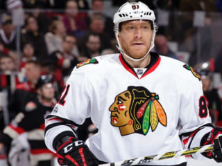 NHL Star Will Not Play Next Season Due to Skin Disorder