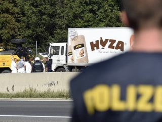 Four Face Murder Trial Over 71 Migrants Who Suffocated in Truck