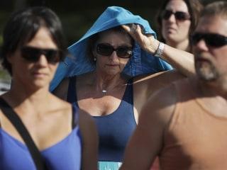 Dangerous Heat Wave Scorches Southwestern U.S.