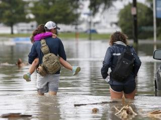 Boy, 10, Killed as Tropical Storm Cindy Churns Towards Gulf Coast