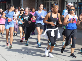 'Run4AllWomen' Inspires Women to Use Running to Foster Change