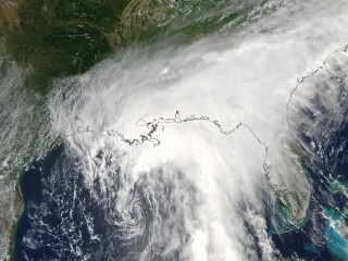 Deadly Tropical Storm Cindy Makes Landfall in Louisiana