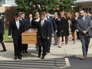 Funeral Held for Otto Warmbier, Former North Korean Prisoner, at Ohio Alma Mater