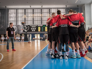 Lithuanian Team President Resigns Over Racist Remarks on Black Players