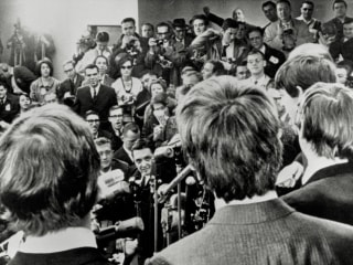 Iconic NY Anchor Had a Front Row Seat When Beatles Made History