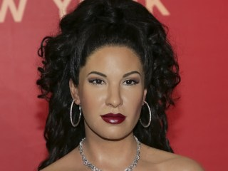 Musical Icon Selena Is Honored With Wax Figure At Madame Tussauds New York