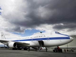 U.S. Military's Vital 'Doomsday Planes' Damaged in Tornado