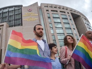 2017 Pride Month: Istanbul Gay March Banned by City Governor