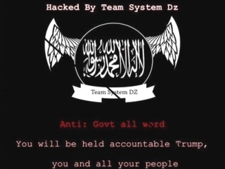 Pro-ISIS Messages Deface Ohio State Government Websites