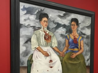 Exhibit of Frida Kahlo, Other Mexican Greats Is Cultural Touchstone for Dallas Latinos