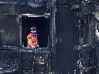 London Fire: 95 U.K. Buildings Fail Fire Safety Tests