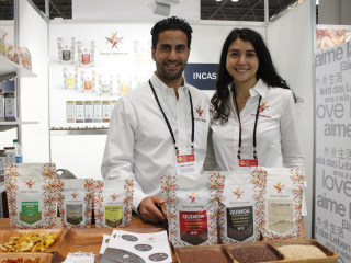 At Food Show, Latin American Vendors Aim for U.S. Market