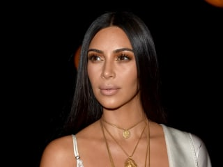 People Are Mom-Shaming Kim Kardashian Over Her Son's Car Seat Photo