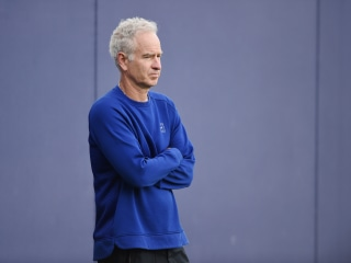 John McEnroe Won't Apologize for His Serena Williams Ranking