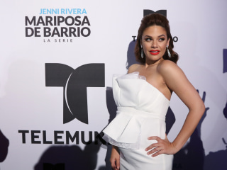 Bio-Series on the Late Superstar Jenni Rivera Premieres on Telemundo