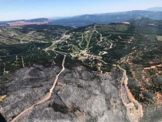 Lawmaker Blames Utah Wildfire on Environmentalists