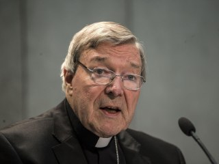 Cardinal George Pell Charged With Multiple Sex Offenses in Australia