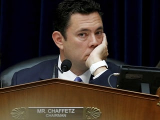 It's a 'Crazy Train' Chaffetz Discusses Time in Congress