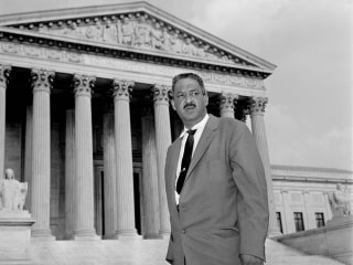 'Moral Authority': How Justice Thurgood Marshall Transformed Society