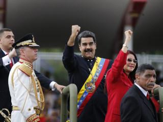 Venezuela Spurns Trump Threats; Still Plans Constitution Changes
