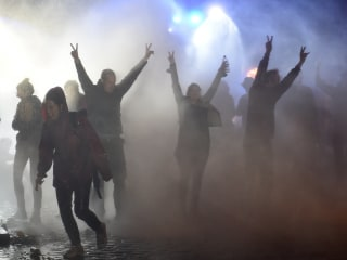 G-20 Hamburg Summit: Activists Riot For Third Night, 144 Arrested