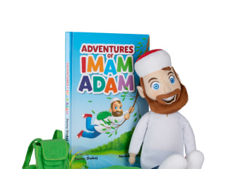 With Imam Adam, Muslim Children Have a Cultural Doll of Their Own
