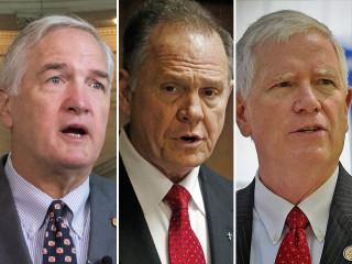 Alabama GOP Candidates Square Off in Trump-Dominated Primary