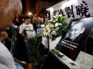 Liu Xiaobo, Imprisoned Chinese Nobel Laureate, Dies After Cancer Battle