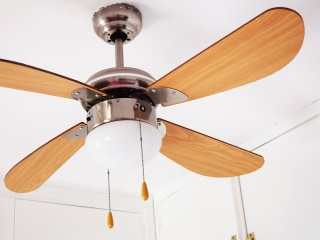 How often you should clean a ceiling fan — and the right way to do it