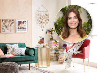 Mandy Moore just launched a new home decor line and we want it all