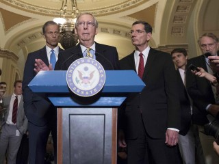 First Read's Morning Clips: What to Know About 'Skinny' Repeal